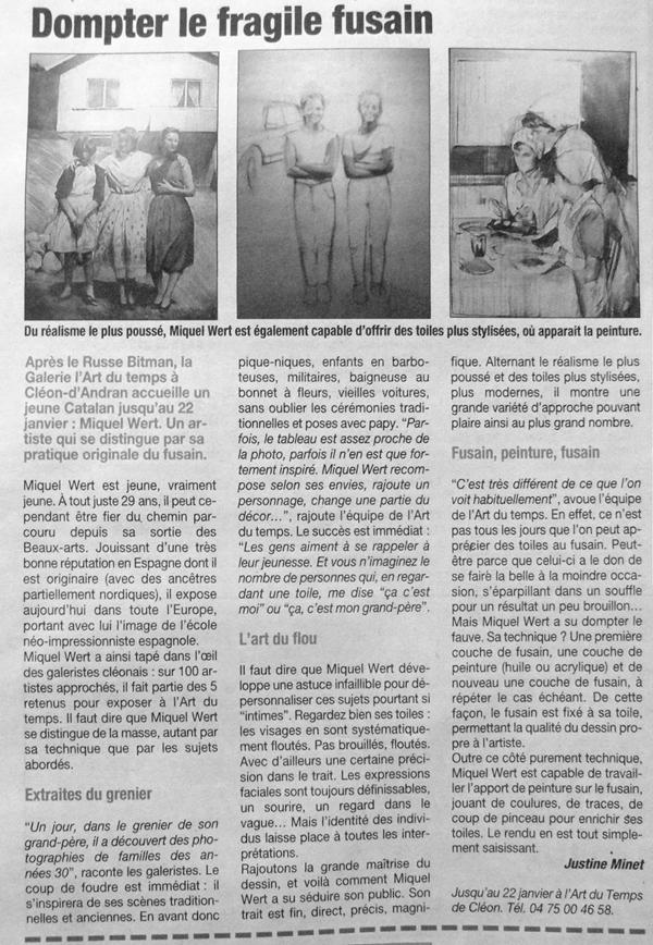 La Tribune de Montelimar - Wert