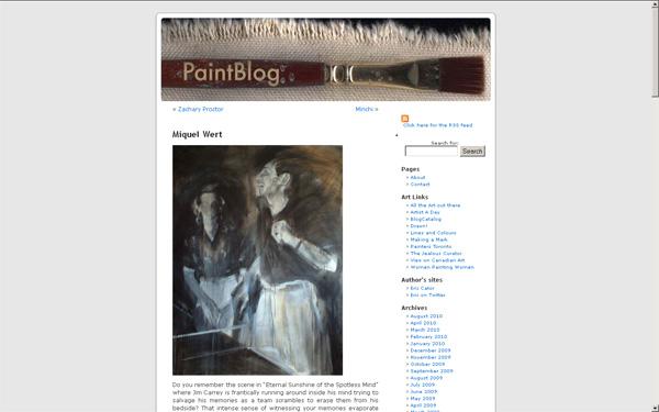 PaintBlog - 7.12.2009