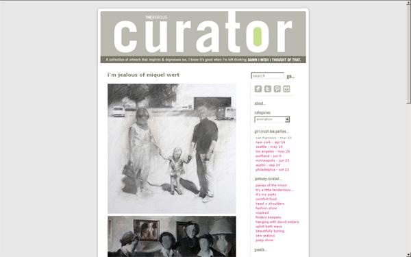 The Jealous Curator - 4.12.2009