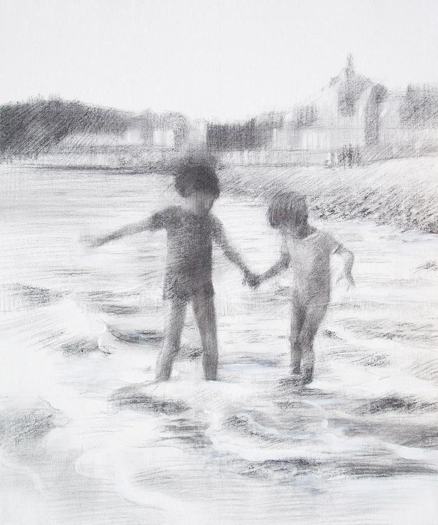 2015 - Deux silhouettes - Miquel Wert