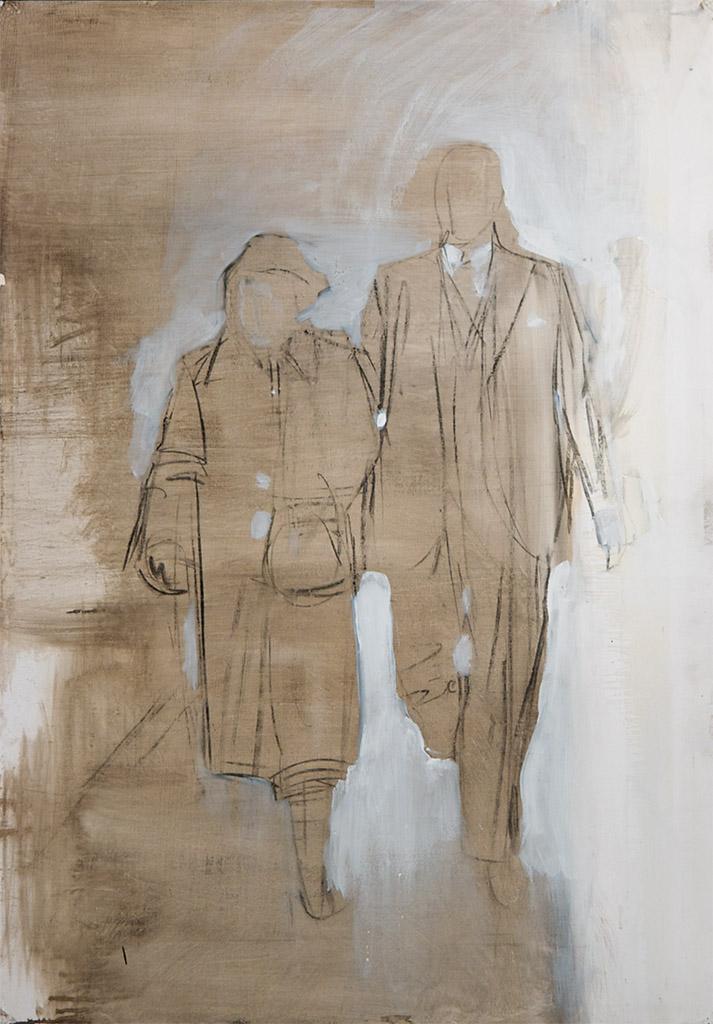 2003 - La promenade - Miquel Wert