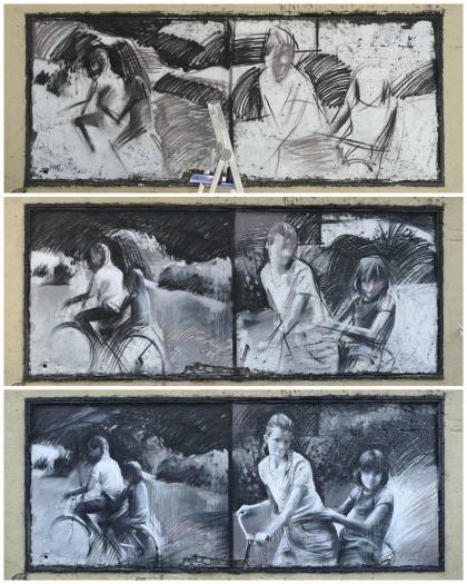 2009 - 1r Aniversari Galeria Oberta - Miquel Wert