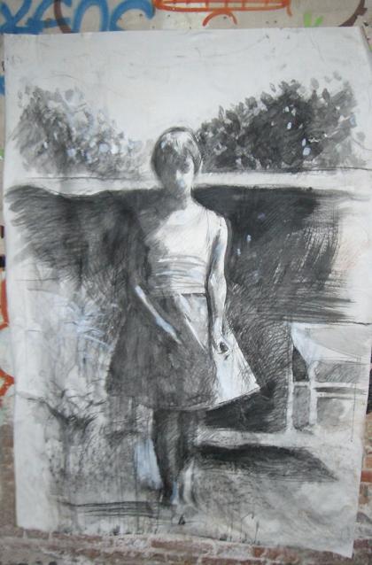 2009 - Little girl - Miquel Wert